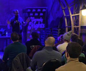 Clubes de comedia en Madrid